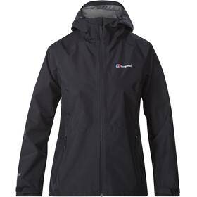 Berghaus Paclite 2.0 Jacket Women Black/Black